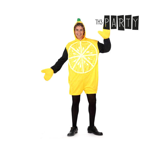 Costume for Adults Th3 Party 4206 Lemon-Universal Store London™