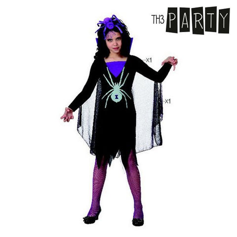 Image of Costume for Children Th3 Party Black widow-Universal Store London™