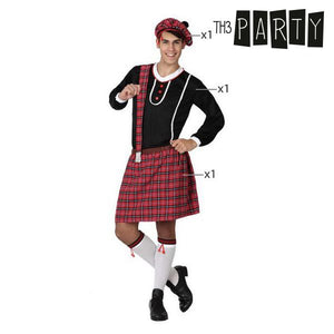 Costume for Adults Th3 Party Scottish man