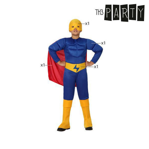 Image of Costume for Children Th3 Party Muscular hero-Universal Store London™