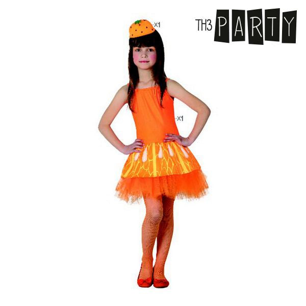 Costume for Children Th3 Party Orange-Universal Store London™