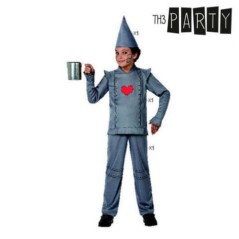 Image of Costume for Children Th3 Party Tin man-Universal Store London™