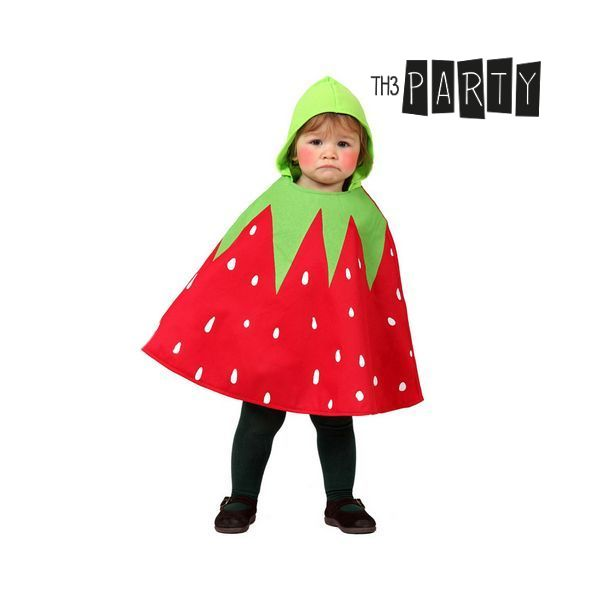 Costume for Babies Th3 Party 1097 Strawberry-Universal Store London™