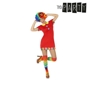Costume for Adults Th3 Party Female clown-Universal Store London™