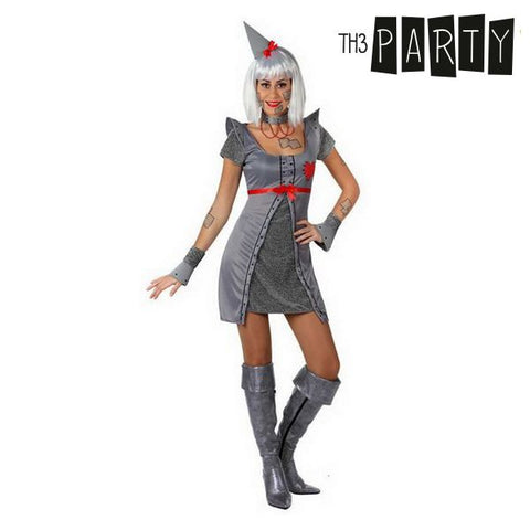 Costume for Adults Th3 Party Tin woman-Universal Store London™