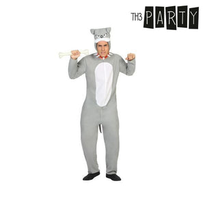 Costume for Adults Th3 Party Dog Grey-Universal Store London™