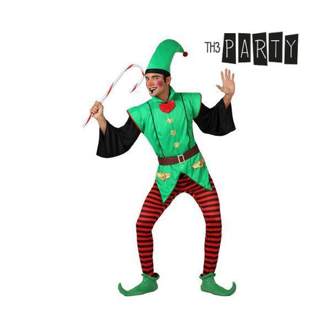 Image of Costume for Adults Th3 Party 2451 Elf-Universal Store London™