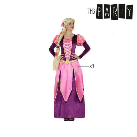 Image of Costume for Adults Th3 Party Medieval queen-Universal Store London™
