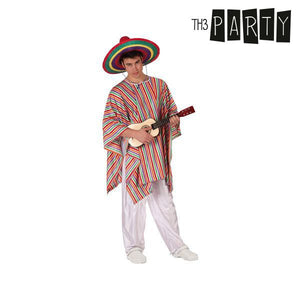 Costume for Adults Th3 Party Mexican man