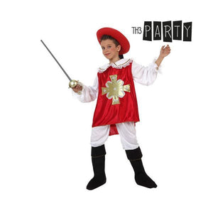 Costume for Children Th3 Party 6792 Male musketeer-Universal Store London™