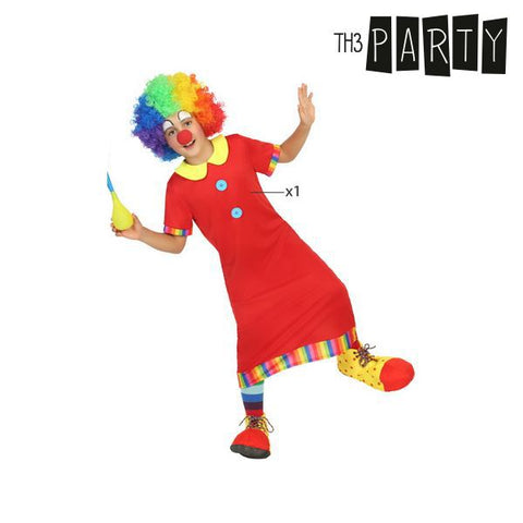 Costume for Children Th3 Party Male clown-Universal Store London™