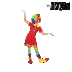 Costume for Children Th3 Party Female clown-Universal Store London™