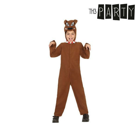 Costume for Children Th3 Party Dog Brown-Universal Store London™