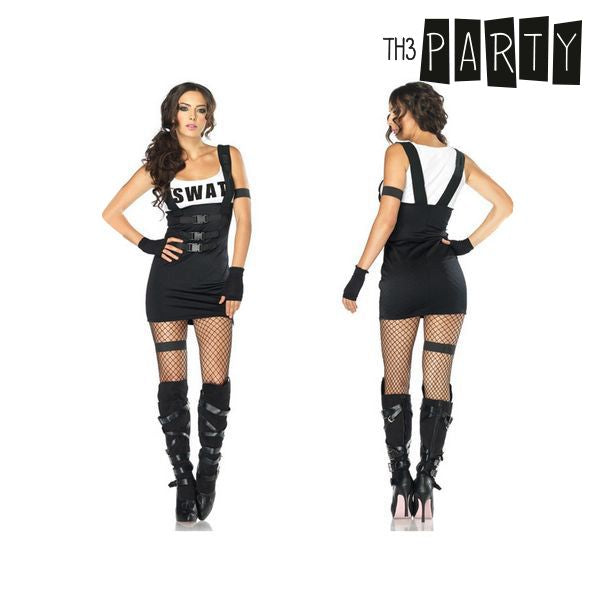 Costume for Adults Th3 Party Sexy police officer-Universal Store London™