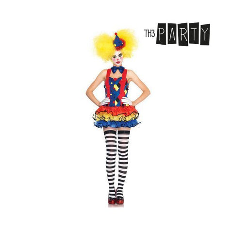 Costume for Adults Th3 Party 4563 Female clown-Universal Store London™