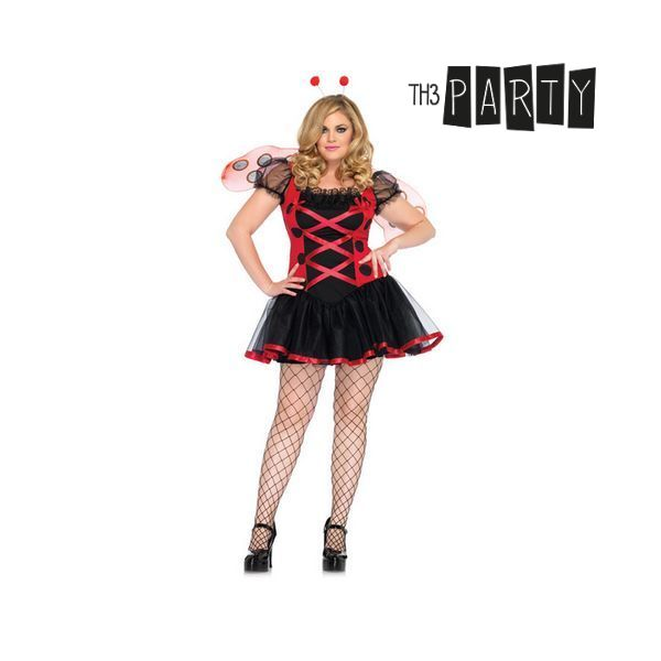 Costume for Adults Th3 Party 4679 Ladybird-Universal Store London™