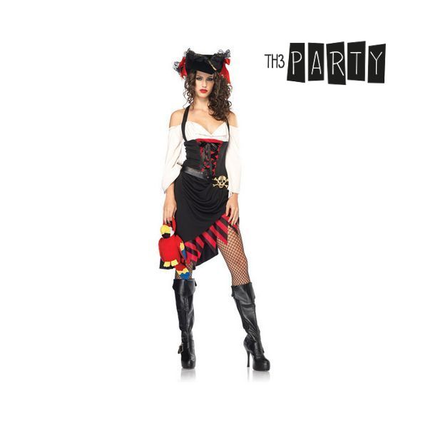 Costume for Adults Th3 Party 6567 Sexy pirate-Universal Store London™