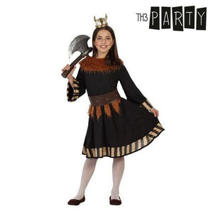 Costume for Children Th3 Party Female viking-Universal Store London™