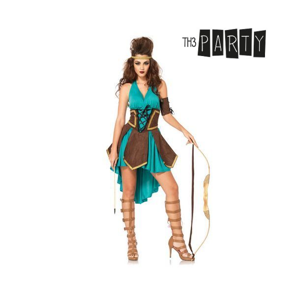 Costume for Adults Th3 Party Sexy celtic warrior-Universal Store London™