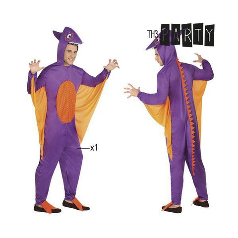 Costume for Adults Th3 Party Dinosaur-Universal Store London™