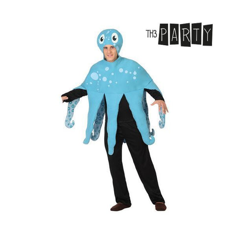 Costume for Adults Th3 Party 6419 Octopus-Universal Store London™