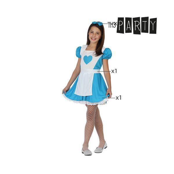 Costume for Children Th3 Party Alice-Universal Store London™
