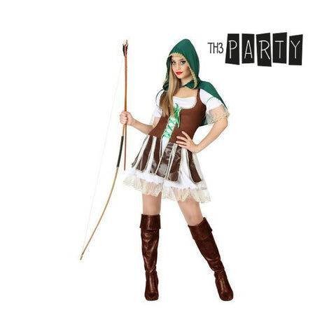 Image of Costume for Adults Th3 Party Female archer-Universal Store London™