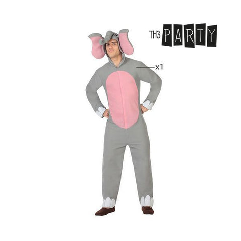 Costume for Adults Th3 Party Elephant-Universal Store London™