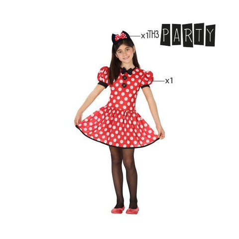 Costume for Children Minnie Mouse 9489-Universal Store London™