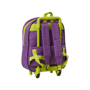 School Rucksack with Wheels Disney 6289