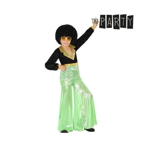 Image of Costume for Children Th3 Party Disco Green-Universal Store London™