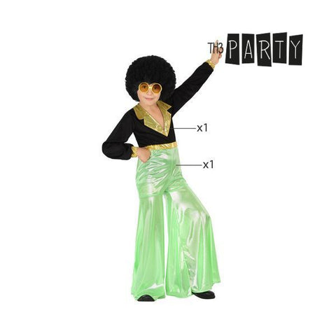Costume for Children Th3 Party Disco Green-Universal Store London™