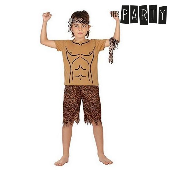 Costume for Children Th3 Party 28445 Jungle man (OpenBox)-Universal Store London™