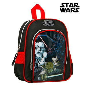 Child bag Star Wars 93279 Black Red-Universal Store London™