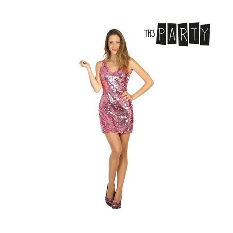 Image of Costume for Adults Th3 Party Disco Pink-Universal Store London™