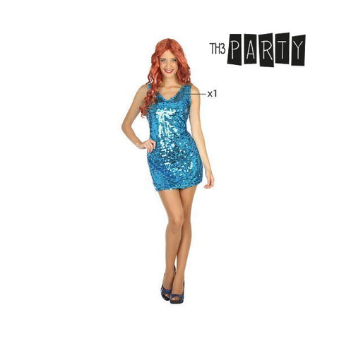 Image of Costume for Adults Th3 Party Disco-Universal Store London™