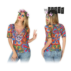 Adult T-shirt Th3 Party 8232 Hippie-Universal Store London™