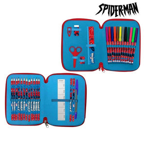 Pencil Case Spiderman 32466 Red