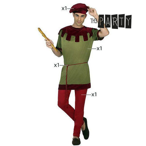 Costume for Adults Th3 Party 6391 Juggler-Universal Store London™