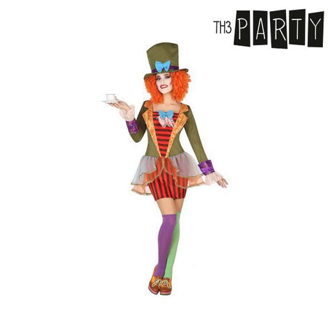 Costume for Adults Th3 Party Crazy female milliner-Universal Store London™