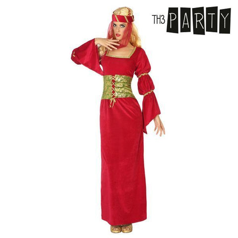 Image of Costume for Adults Th3 Party Medieval lady-Universal Store London™