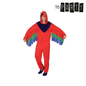 Costume for Adults Th3 Party Parrot-Universal Store London™