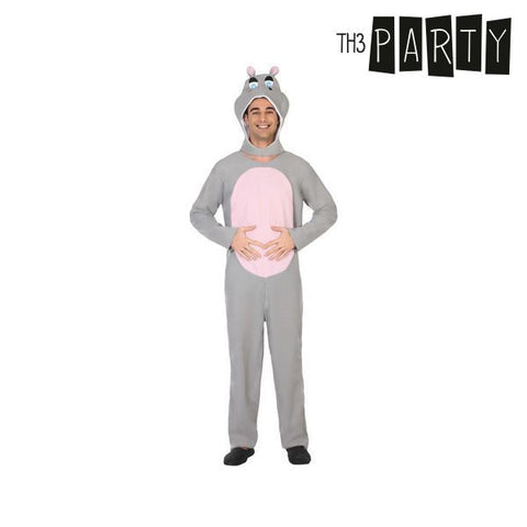 Costume for Adults Th3 Party Hippopotamus-Universal Store London™