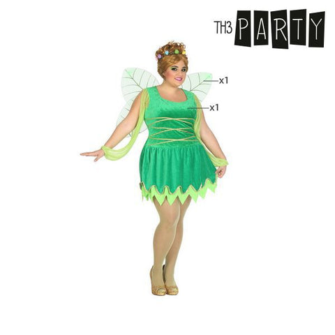 Costume for Adults Th3 Party Fairy Green-Universal Store London™
