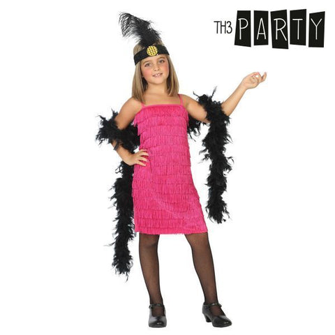 Image of Costume for Children Th3 Party Charleston Pink-Universal Store London™