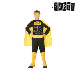 Costume for Children Th3 Party Superhero Black-Universal Store London™