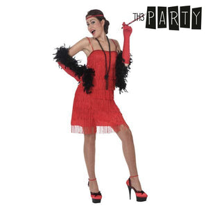 Costume for Adults Th3 Party Charleston Red-Universal Store London™