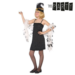 Costume for Children Th3 Party Charleston Black-Universal Store London™