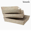 Set of Baskets Homania 1575 (3 pcs)-Universal Store London™