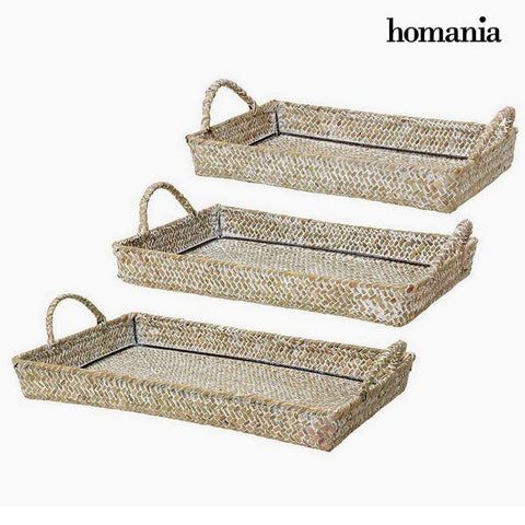 Set of Baskets Homania 1582 (3 pcs)-Universal Store London™